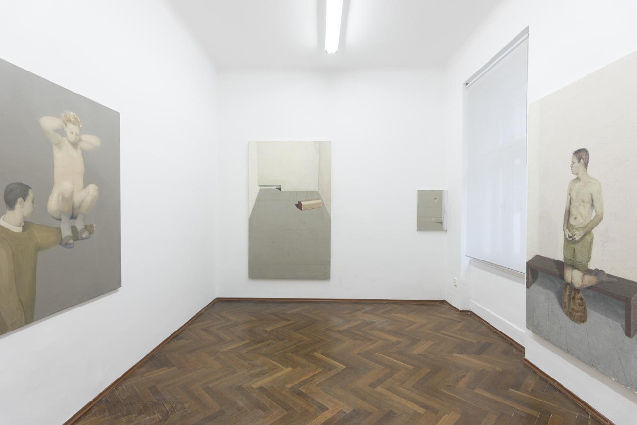 Rastislav Podhorský - Exhibition view