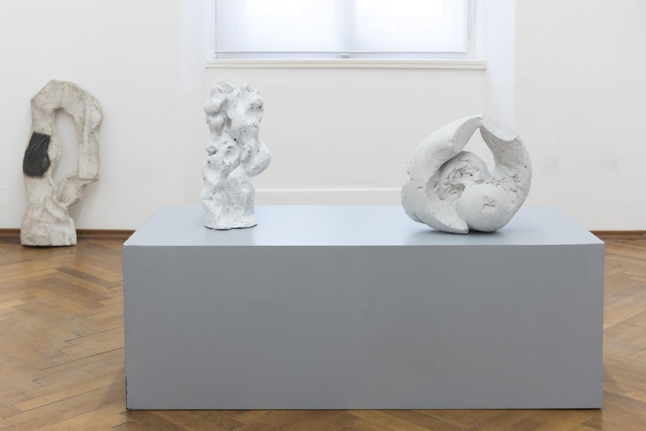 Exhibition view - Alva Hajn