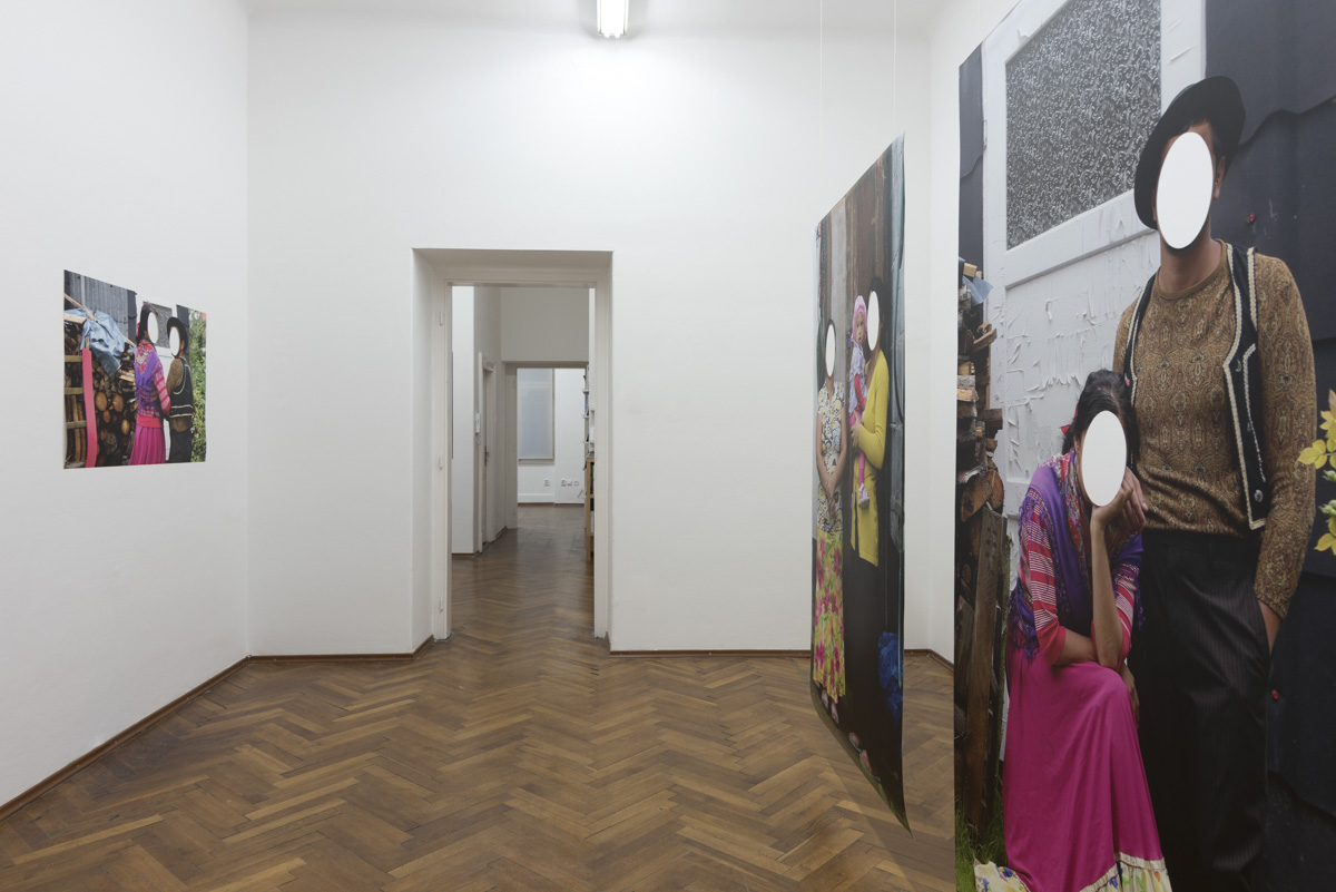 Emília Rigová - Exhibition view
