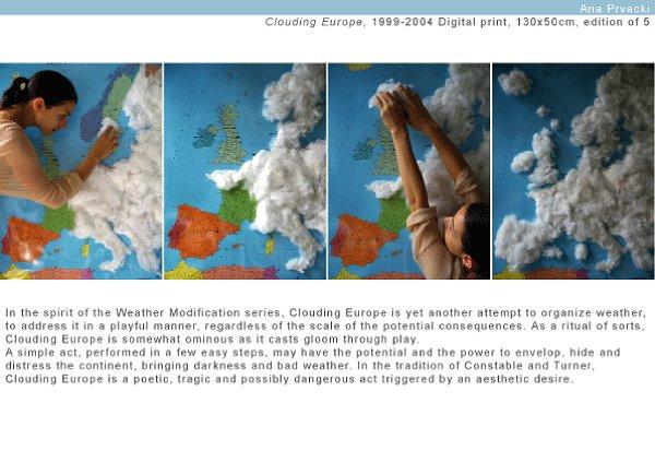 Clouding Europe