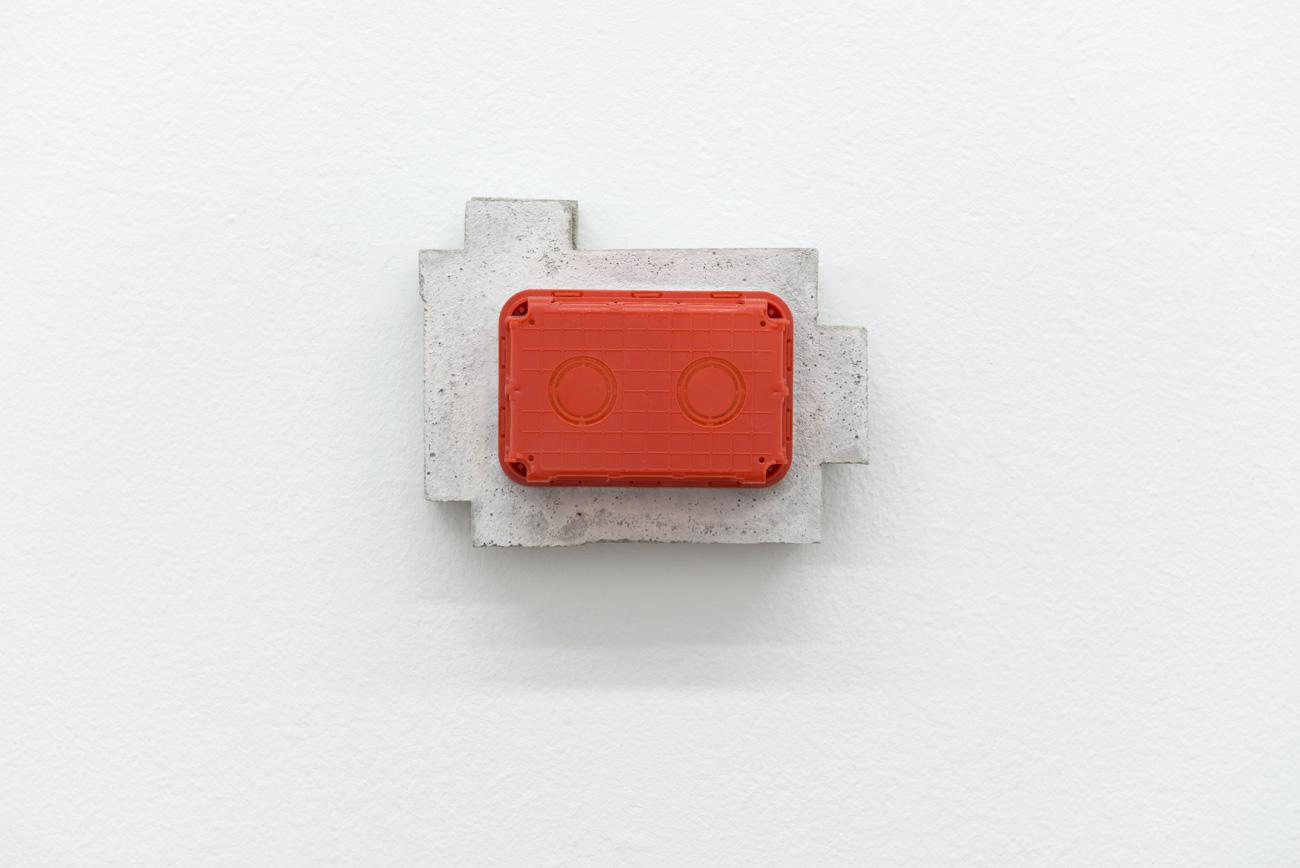 Claudiu Cobilanschi - AIRCHAEOLOGY, 2018 Beton brut Courtesy Gandy gallery